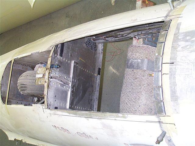Fuselage Damage Repair